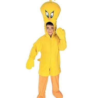 Tweety verkleedkleding kind