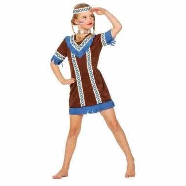 Verkleedkleding  Pocahontas jurkje meisjes kind