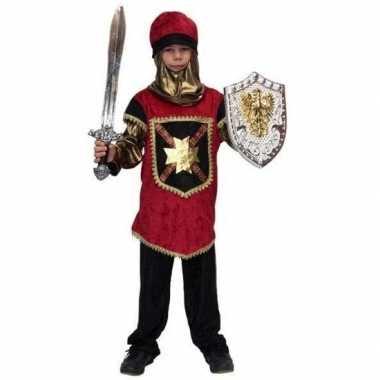 Verkleedkleding ridder kind