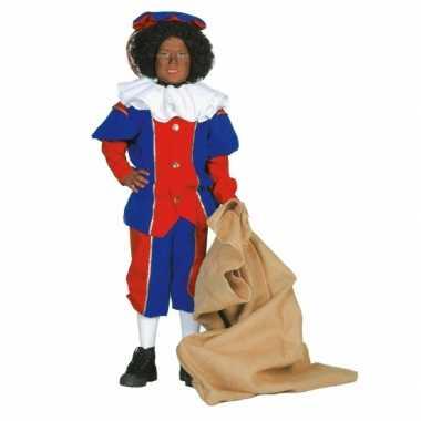Zwarte Pieten verkleedkleding kind