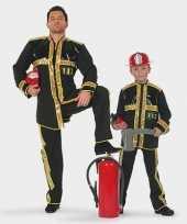 Kinder brandweer verkleedkleding